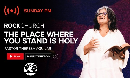 The Place Where You Stand is Holy