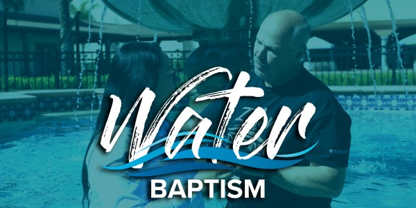 Water Baptism - April 2021
